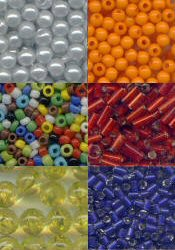 Pre-packaged Beads
