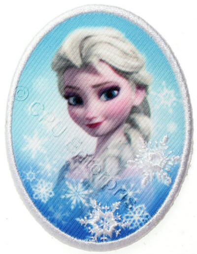 Oval Elsa from Frozen