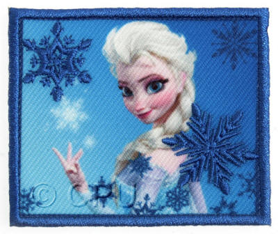 Snowflakes Elsa from Frozen