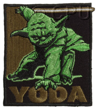 Star Wars Rectangle Yoda