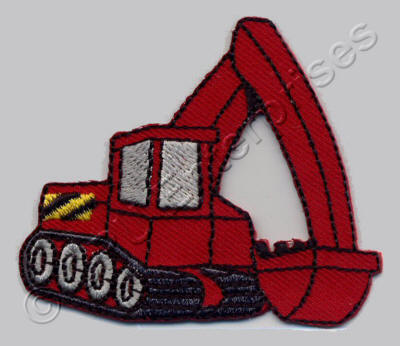 Large Red Digger