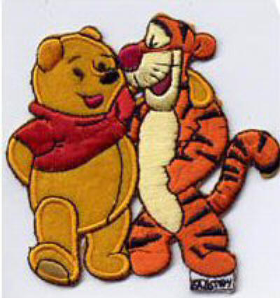 Winnie and Tigger